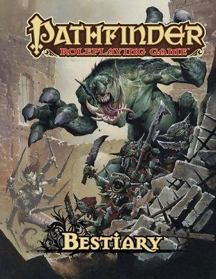 Pathfinder: Bestiary (Hardcover)