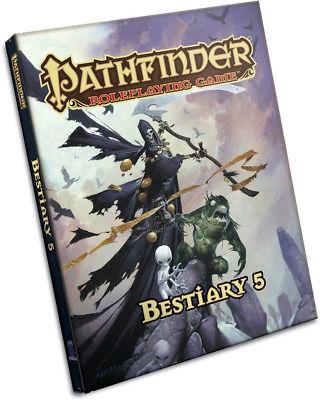 Pathfinder: Bestiary 5 (Hardcover)