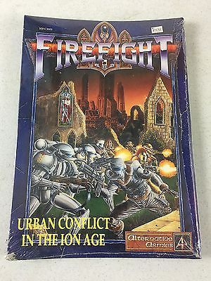 1991 Alternative Armies Firefight Urban Conflict in the Iron Age NOS - Estate