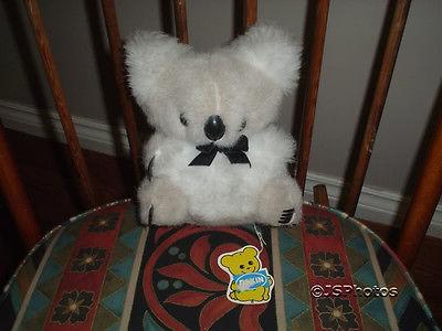 Dakin Koala Bear Plush Gray 70-1100 8 Inch All Tags