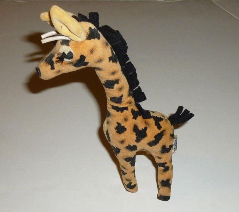 "Vtg Dakin Dream Pets Giraffe 9"" Stuffed MADE IN JAPAN"