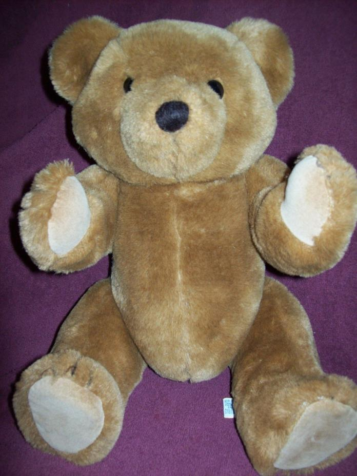 Vintage DAKIN Plush Teddy Bear with Jointed Arms Legs & Neck - 16