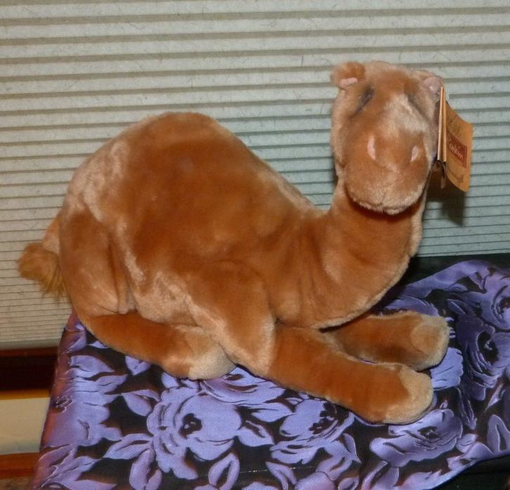 Rare Dakin Plush CAMILLA Camel Lou Rankin Friends Large 16