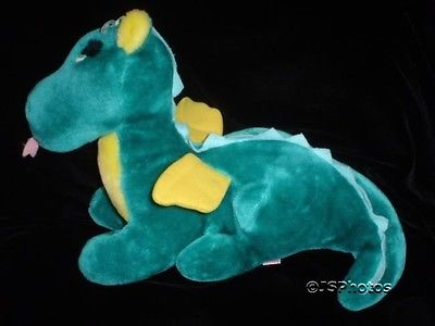 Dakin Fun Farm Dragon Stuffed Plush 18
