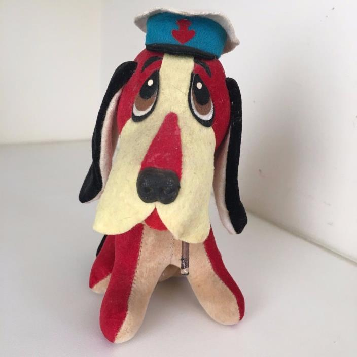 Dream Pets Red Sailor Dog Beagle Captain Courageous Cigar Dakin Japan