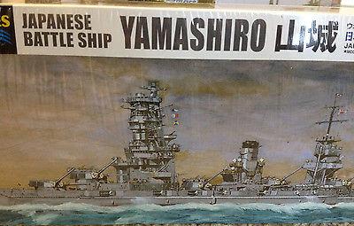 1/700 IJN Battleship YAMASHIRO 1944 (Leyte Gulf) - Aoshima 039083