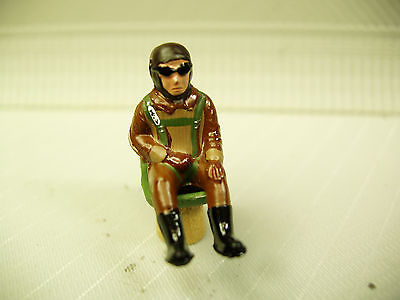 1/48 FIGURE ASSEMBLED AND PAINTED WWII JAPANESE FIGHTER PILOT #3