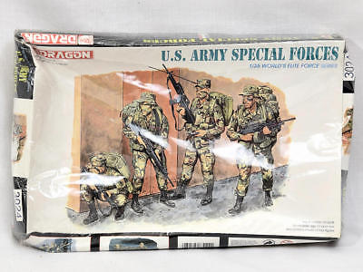 Dragon 1/35 Scale Model Soldiers 3024 Army Special Forces Elite Series NEW