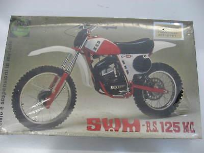 Vintage Protar Provini,SWM 125,1/9,Sealed,Motorcycle,Motocross,SWM,175,250