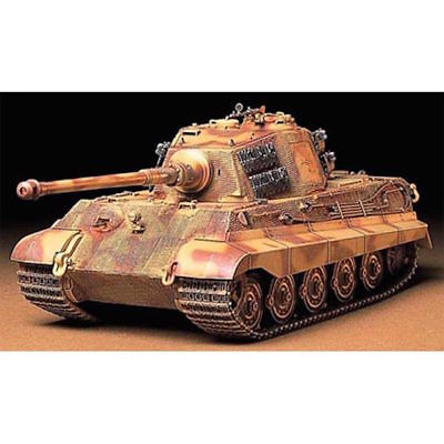 Tamiya TAM35164 1/35 King Tiger w/Prod Turret