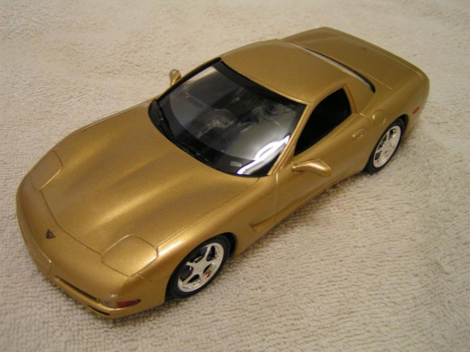 2000 GM CHEVROLET CHEVY C5 CORVETTE VETTE HARDTOP~AZTEC GOLD~NEW