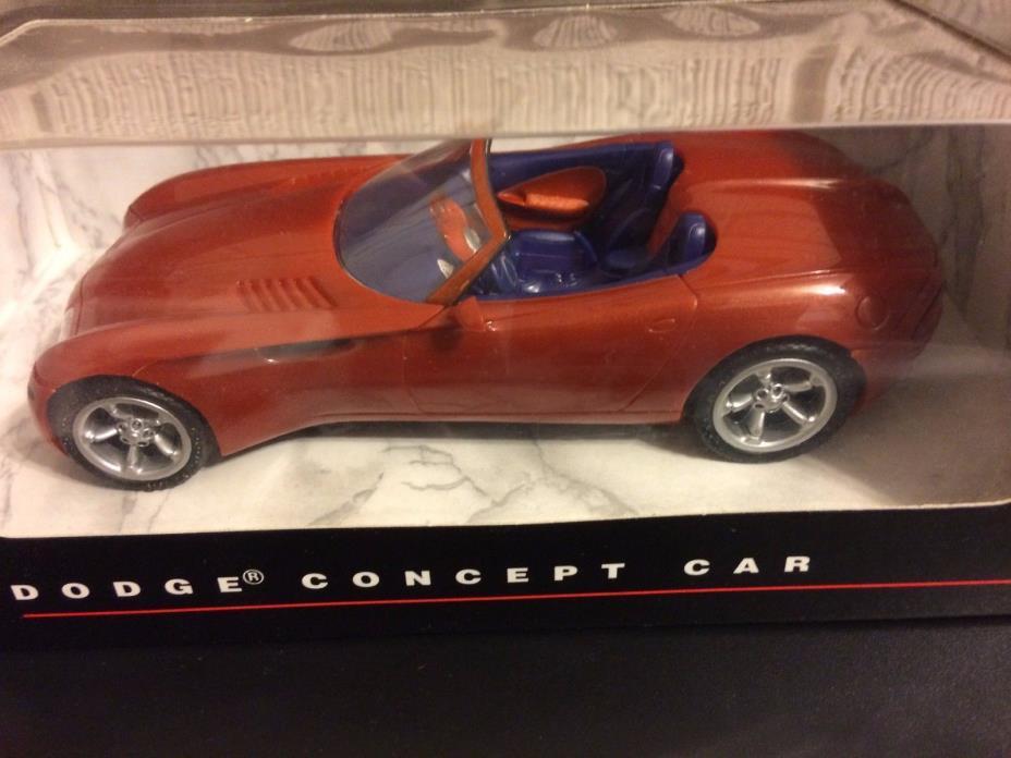 AMT ERTL Dodge Concept Car Promo Model