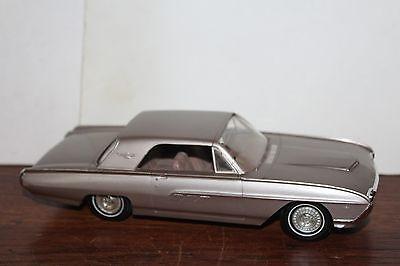 VERY NICE 1963 FORD THUNDERBIRD  DEALER   PROMO CAR