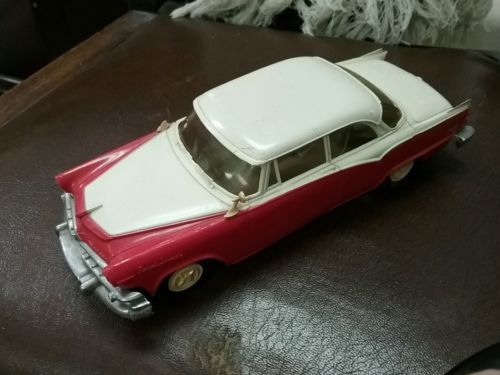 vintage friction car 1950s dodge royal lancer