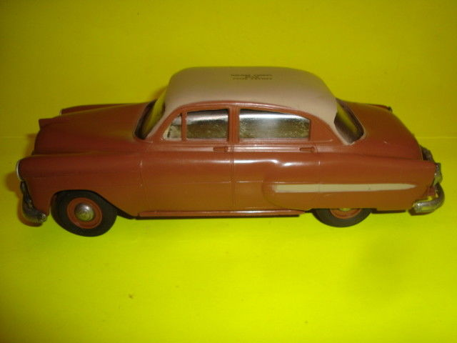 PMC 1953 Chevy Belair 4 Dr. Sedan Promo Model Car Bank