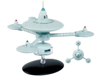 Star Trek Starships Special #16 Deep Space Station K-7 Replica 18TEM116