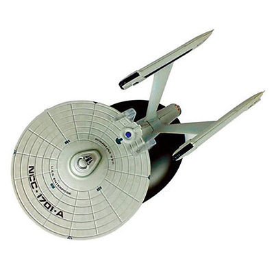 Star Trek Starships U.S.S. Enterprise 1701-A Vehicle with Magazine 18TEM72