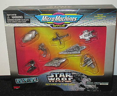 Star Wars Micro Machines Return of the Jedi Collectors Edition