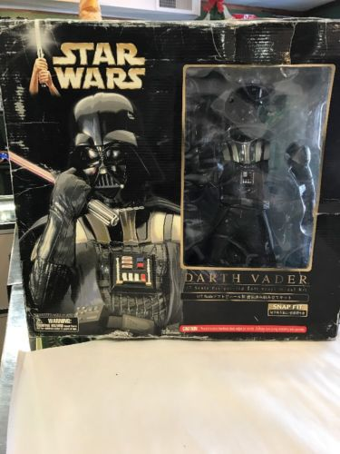 ARTFX SNAP FIT DARTH VADER 1/7 Scale Vinyl Model kit New in Box (S3L 506)