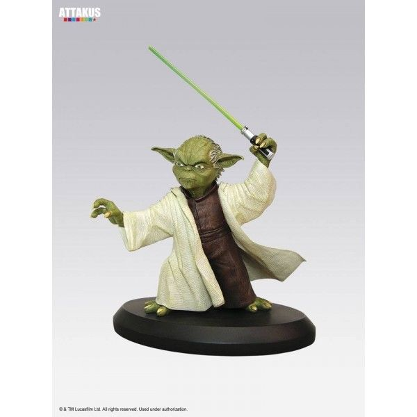 Attakus Star Wars Episode I Elite Collection Statue Yoda  # ATASW044