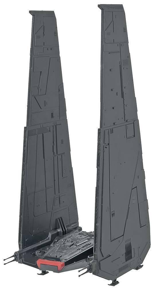 Revell Snap-Tite Star Wars Kylo Ren's Command Shuttle 85-1826