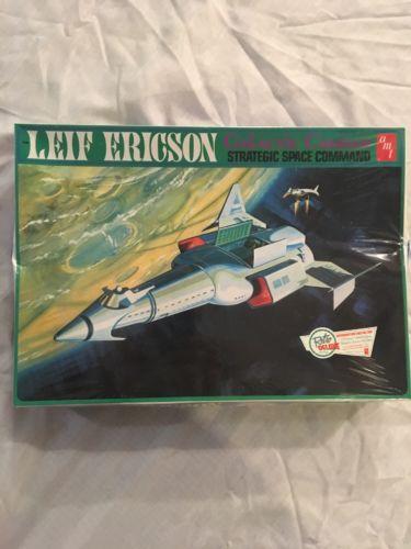 Leif Ericson Galactic Cruiser AMT Strategic Space Command