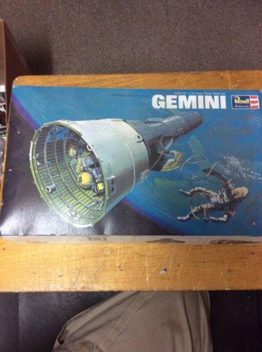 Revell 1/24 Scale Gemini Capsule