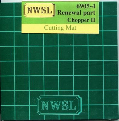 TOOL:  NORTHWEST SHORT LINE 6905:  REPLACEMENT CUTTING SURFACE MAT CHOPPER II