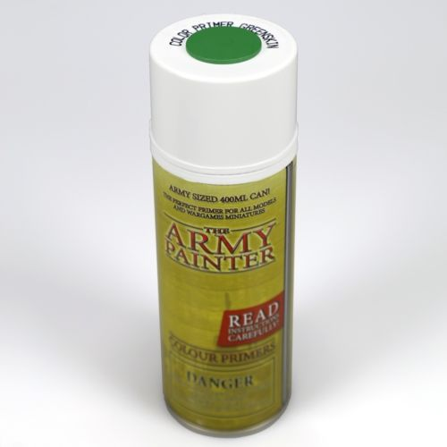 Colour Primer: Greenskin The Army Painter Primer - APS AMYCP3014