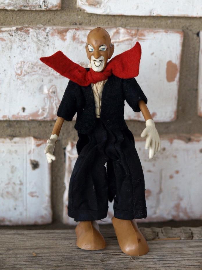Vintage Bendable Bendy Clown Figure Scheich's Biegefiguren W. Germany 1950s? #1