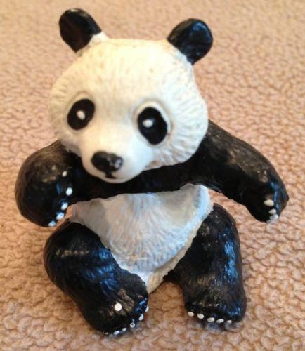 Miniature Panda Bear, Made In West Germany, Bully