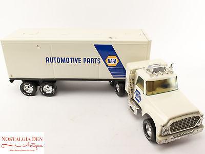 Nylint Semi Truck | Vintage Steel Toy | NAPA Auto Parts Truck