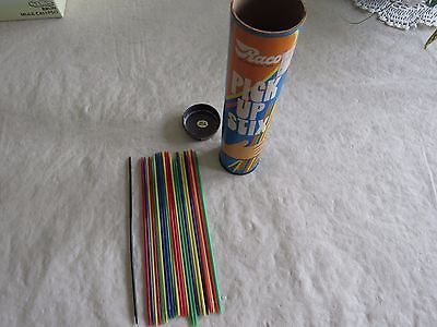 VINTAGE TOY 1977 ROSE ART RACO PICK UP STIX GAME