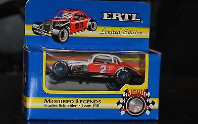 Vintage Frankie Schneider Nutmeg Modified Legend Ertl 1/64