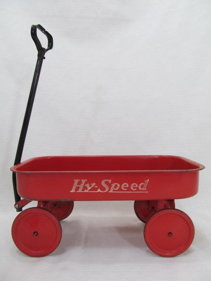 Vintage Original HY-SPEED Small 12