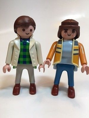 Playmobile People 3 inches tall