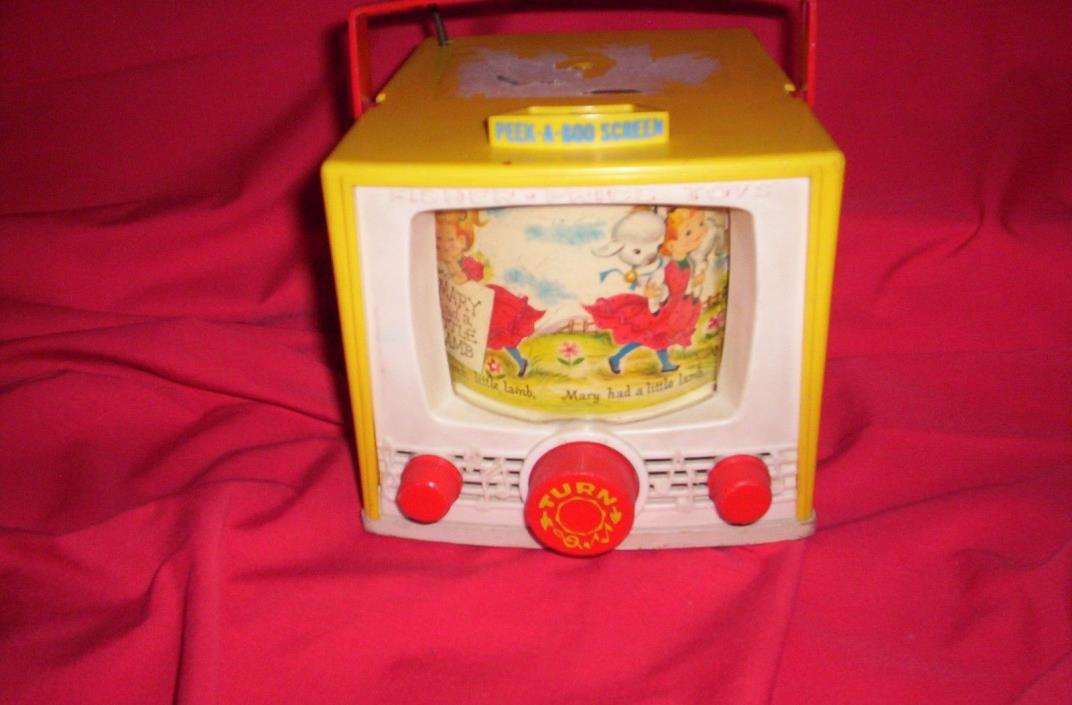 Vintage Fisher Price