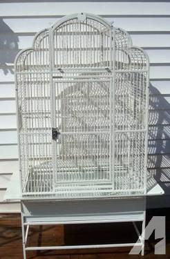 Cage Victorian Top Parrot Cage