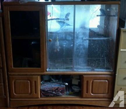 large entertainment center bird cage for sale