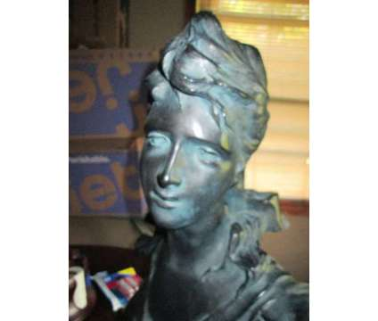 Bust of a Maiden
