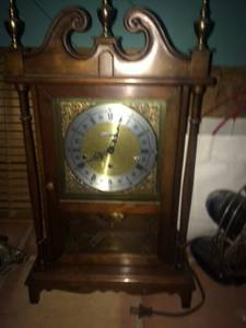 Mantle Clock (Jackson)
