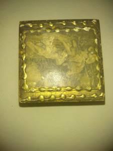 Florentine Trinket Box (Wilton Manors FL)