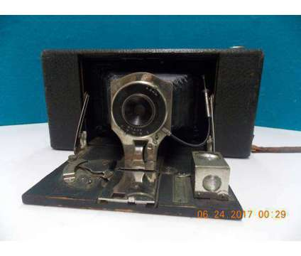 Antique No. 3A Folding Buster Brown camera by Ansco Company