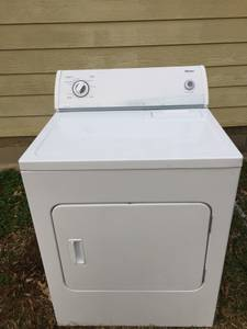 Nice amana dryer (East memphis)
