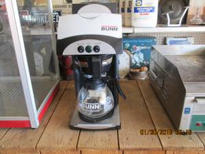 commercial coffee maker (millington tenn)