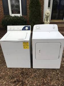 Washer and Dryer Set, work fine (Glendale)