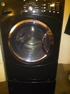 GE FRONT LOADING WASHER (Radcliff)
