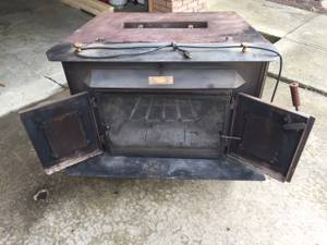 Buck Stove Fire Place Insert (Catlettsburg)