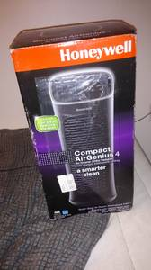 Air Cleaner/Odor Reducer, Honeywell Compact Air Genius 4 (Narberth, PA)