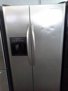 Stainless steel refrigerator (Kettering)